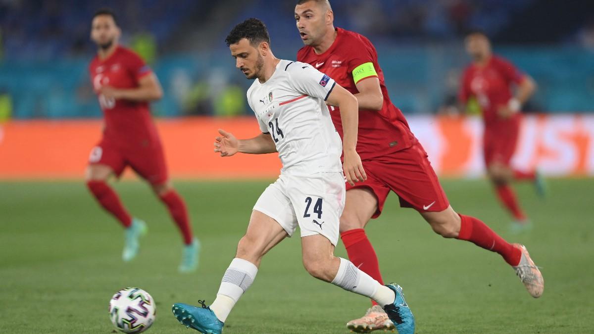 Eurocopa 2020: Turquía – Italia, en directo. (AFP)