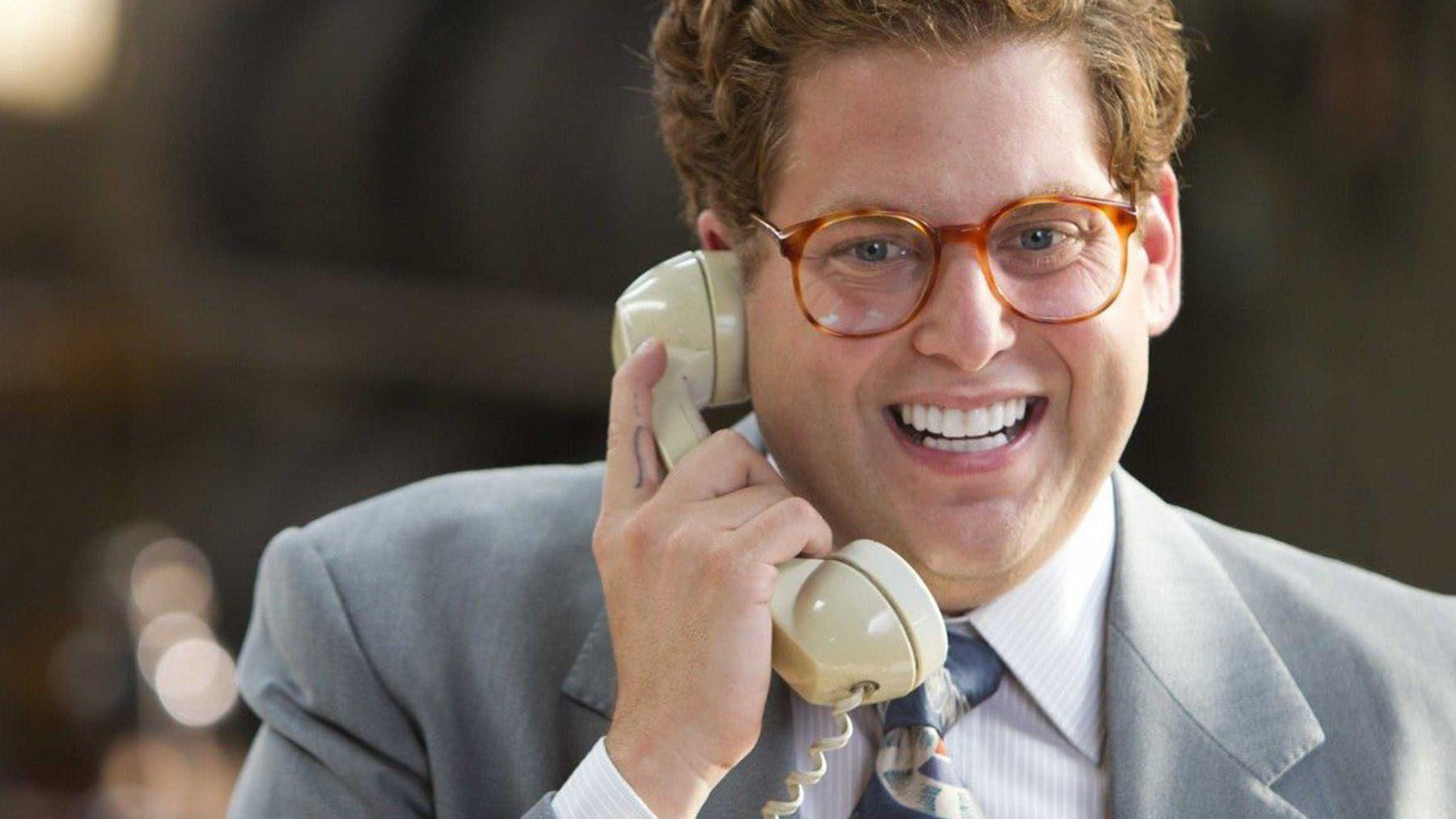 Jonah Hill en «El lobo de Wall Street» (Paramount Pictures)
