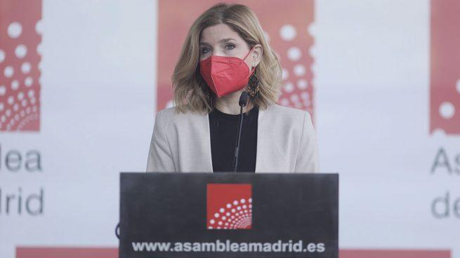 Hana Jalloul usa la tragedia de Tenerife para atacar a Vox por negar «la violencia de género»
