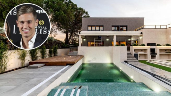 La casa que Llorente ha puesto a la venta (Idealista).