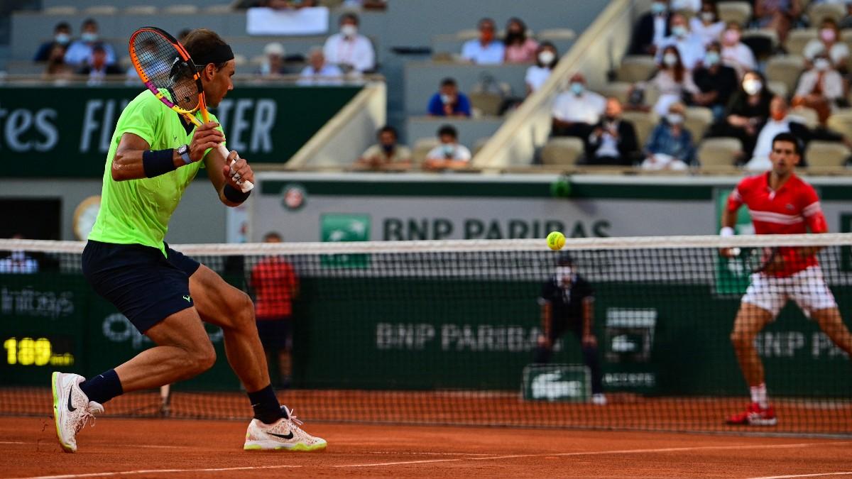 Nadal – Djokovic: semifinal de Roland Garros en directo