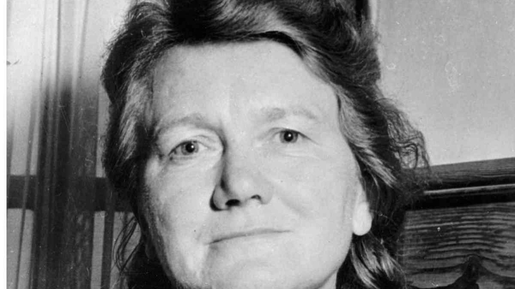 Paula Wolf, la hermana pequeña de Hitler