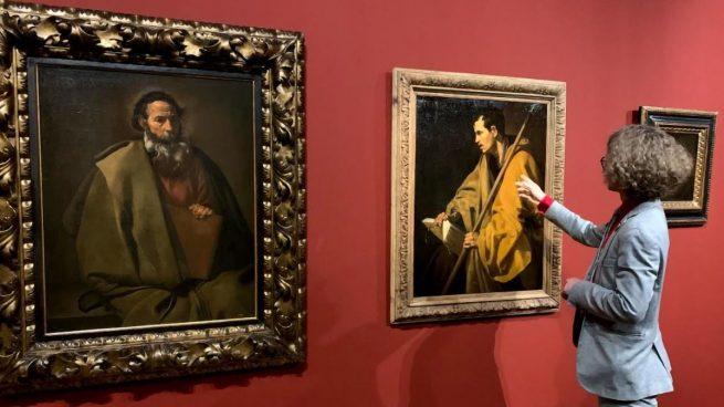 Velazquez museo bellas artes orleans