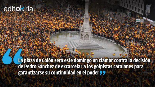 13-J: la manifestación de la España digna