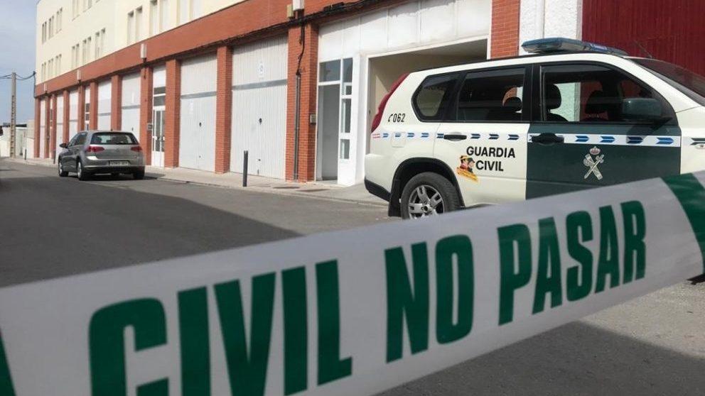Sevilla.-Tribunales.-Secreto de sumario en el crimen de Estepa y la Guardia Civil reconstruye los hechos con el detenido