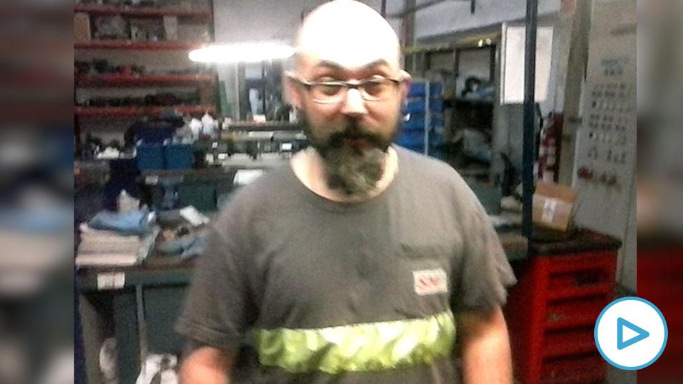 Germinal Tomás Abueso, uno de los CDR terroristas.