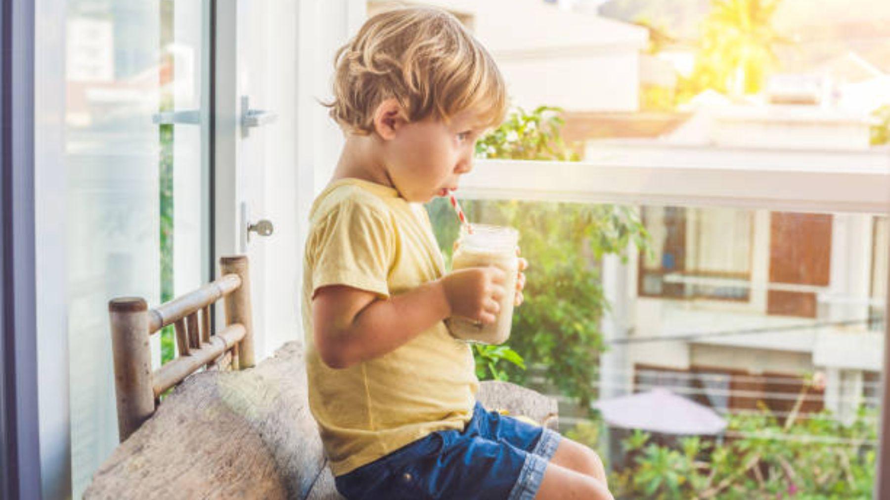 Descubre qué meriendas frescas podemos hacer a los niños en verano
