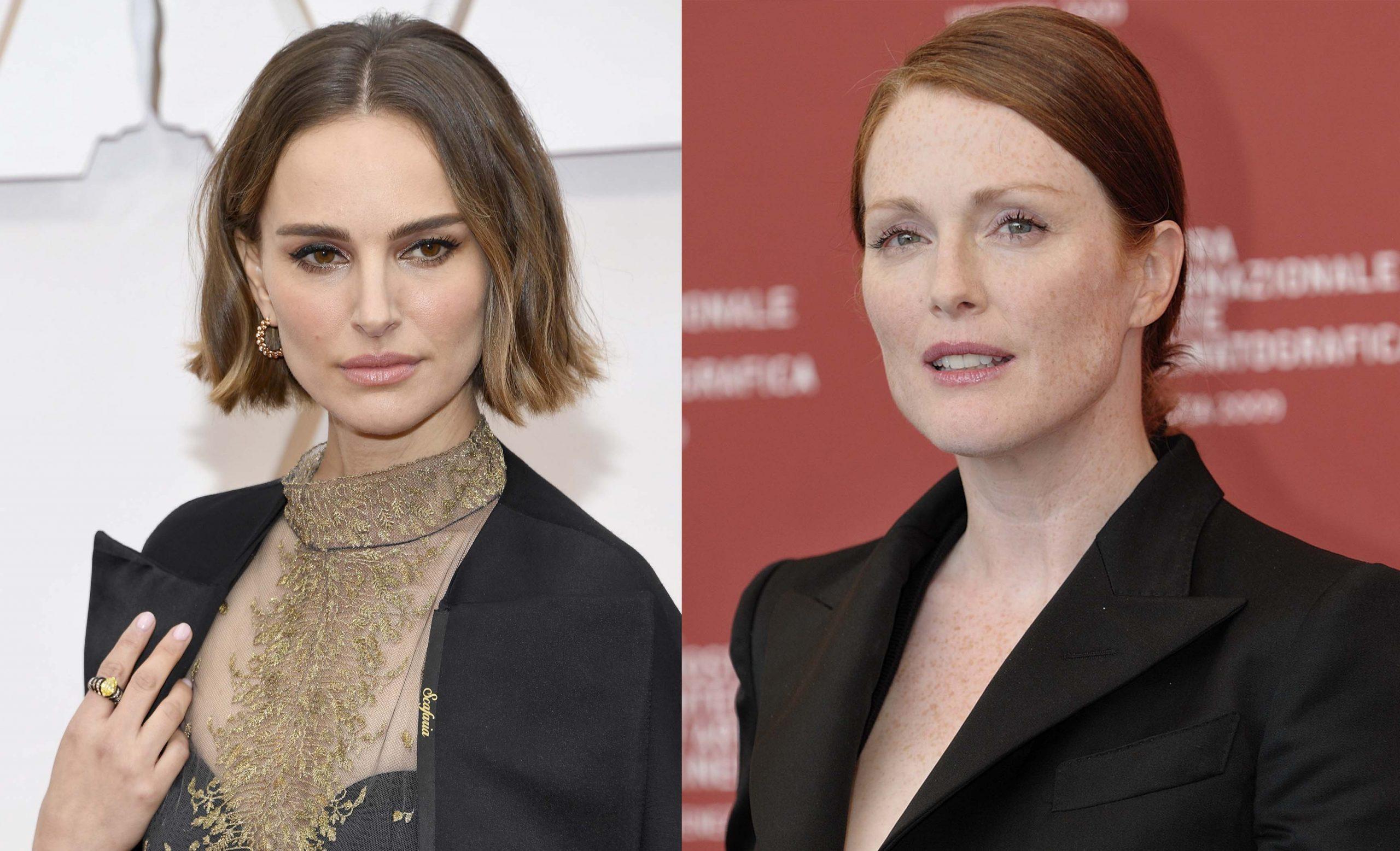 Natalie Portman y Julianne Moore