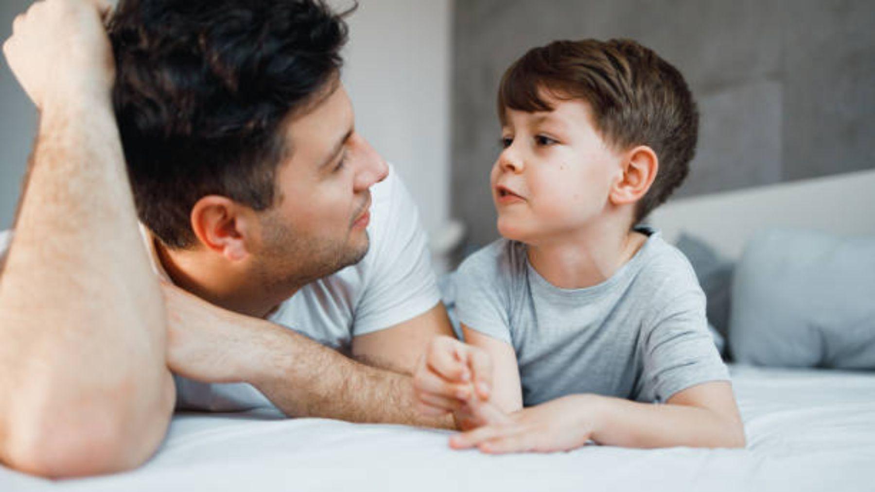 Las mejores frases de amor que podemos dedicar a nuestros hijos