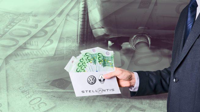 Volkswagen, Renault y Stellantis en el punto de mira: casi 50 millones en multas por el 'dieselgate'