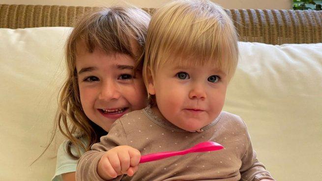 Las niñas de Tenerife, Anna y Olivia
