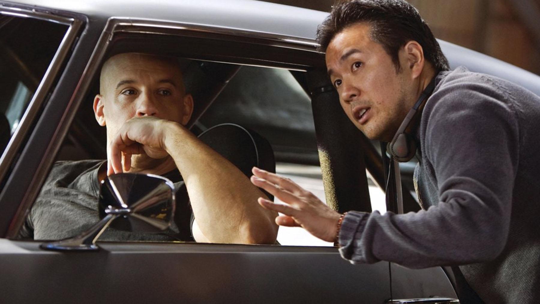Vin Diesel y Justin Lin (Universal Pictures)