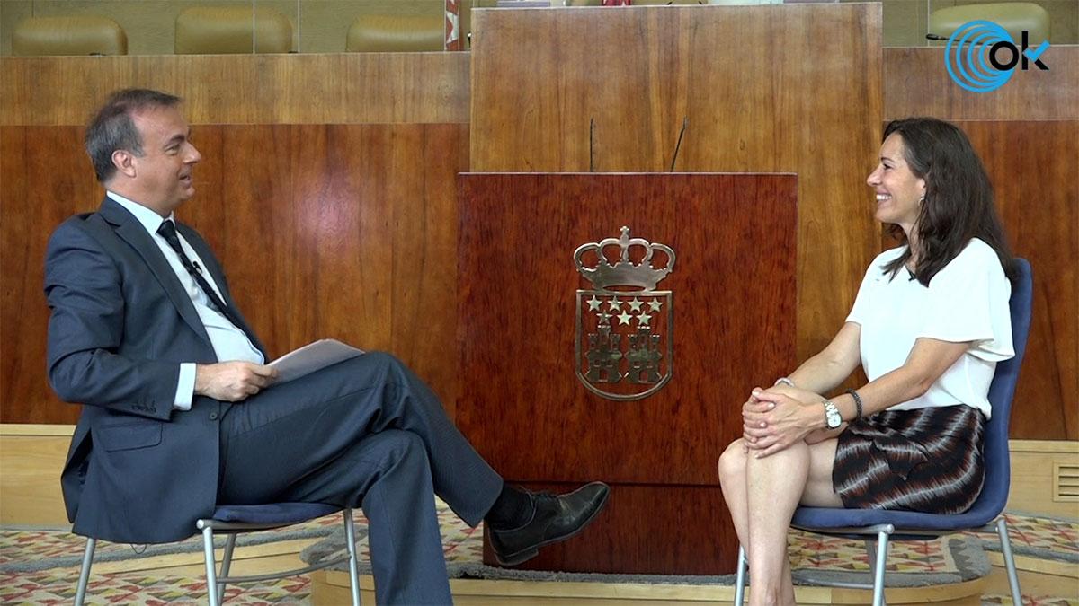 Eugenia Carballedo en Hoy Responde