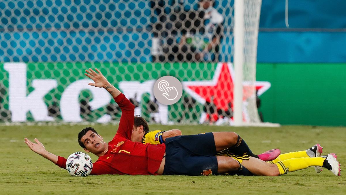 Encuesta: ¿Debe ser Gerard Moreno titular en lugar de Morata?