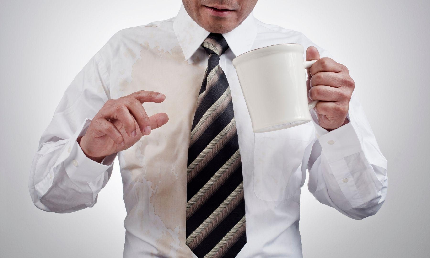 Consejos para quitar las manchas de café