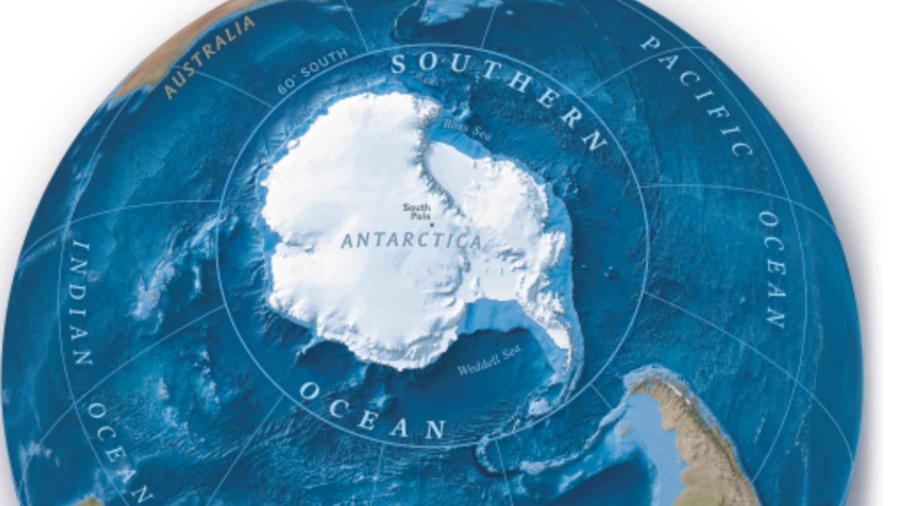 El nuevo Océano Austral