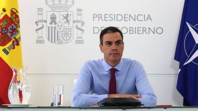 Pedro Sánchez prensa