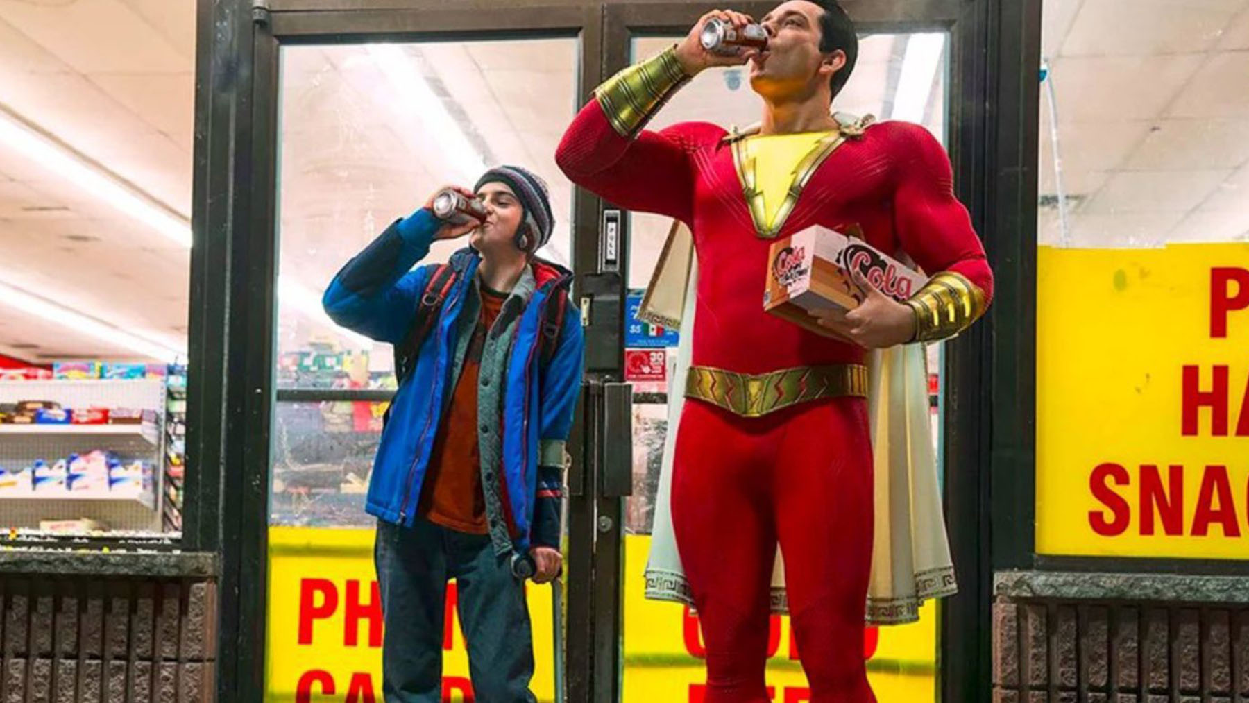 «Shazam!» (Warner Bros Pictures)