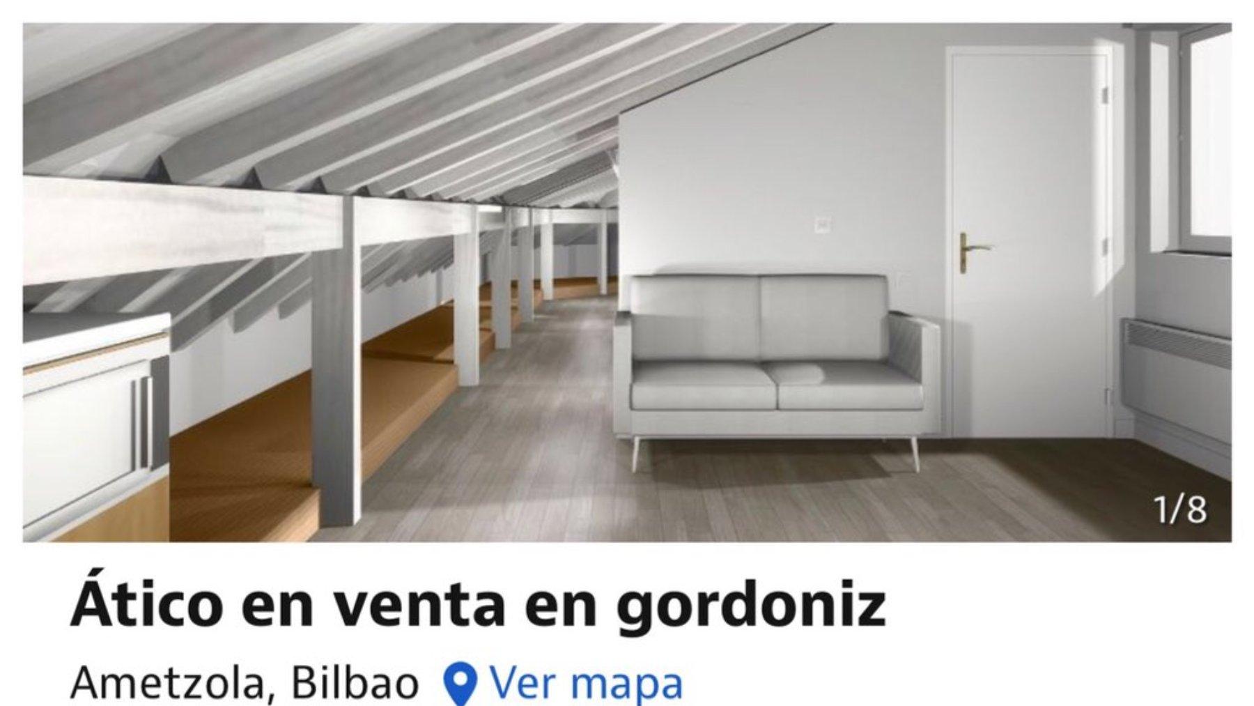 Un piso de 25 metros y los increíbles requisitos que piden para vivir en él se han convertido en Trending Topic.