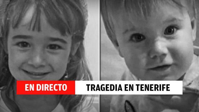 Niñas de Tenerife, novedades en directo: Última hora de la búsqueda de Anna y Tomás Gimeno y la autopsia de Olivia