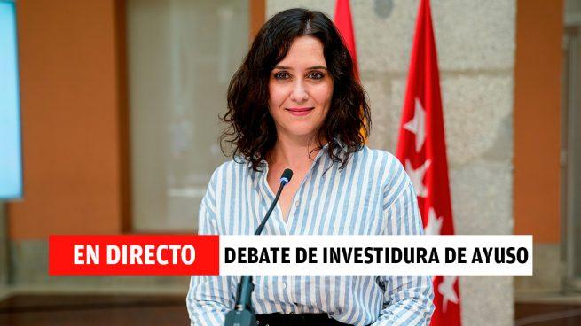 Isabel Díaz Ayuso Comunidad de Madrid