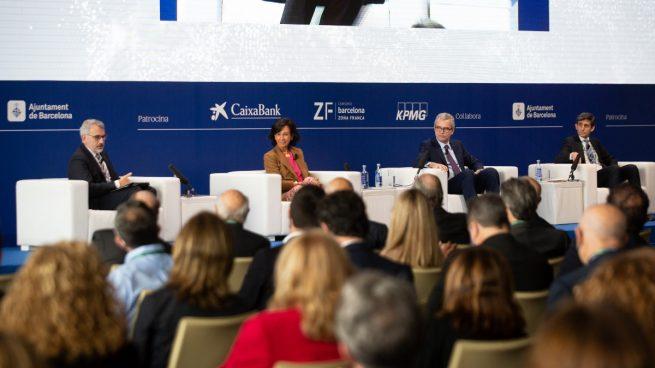 Botín, Isla y Álvarez-Pallete vaticinan que la economía española «se va a salir del mapa» en 2021