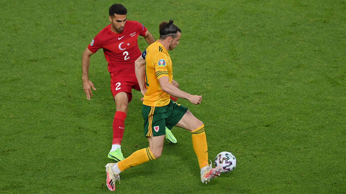 Turquía – Gales: partido de la Eurocopa en directo