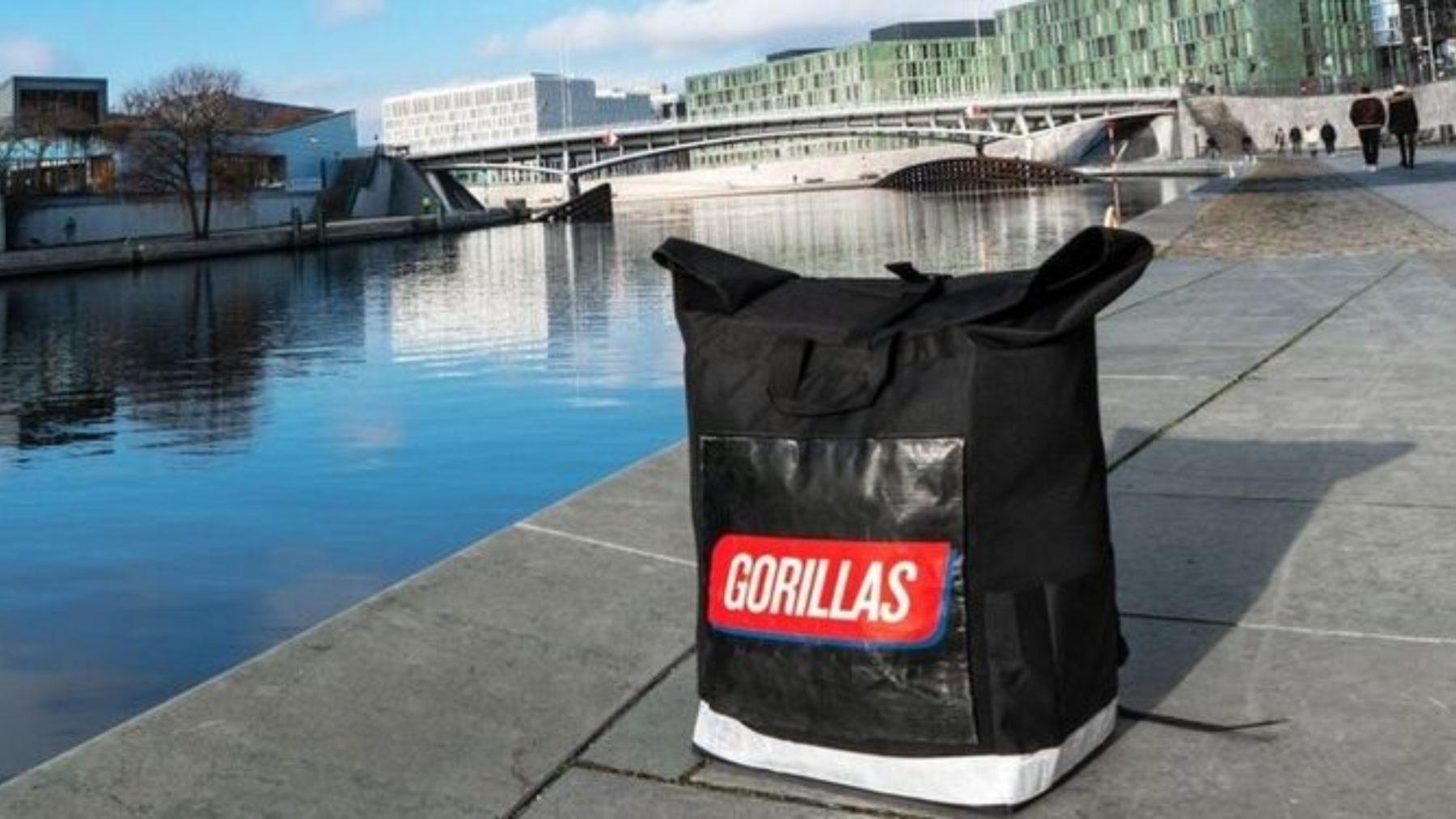 El nuevo supermercado Gorillas llega a España