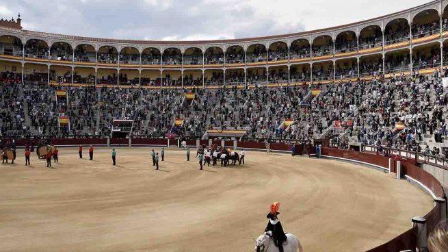 La corrida benéfica del 2 de mayo en Las Ventas recaudó 106.000 euros para colectivos del sector taurino