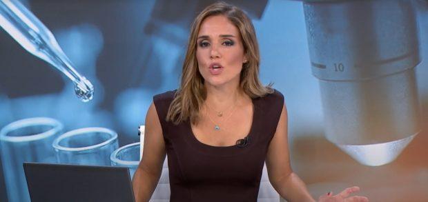 Marina Monzón tienen una larga trayectoria en Antena 3 como reportera y presentadora