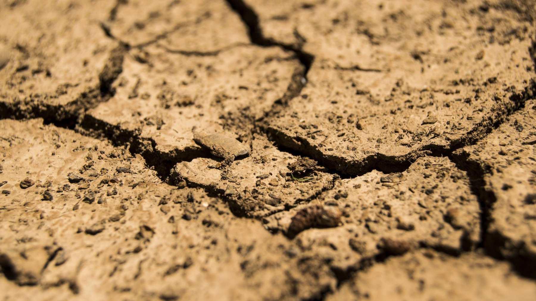 Drones y sequía