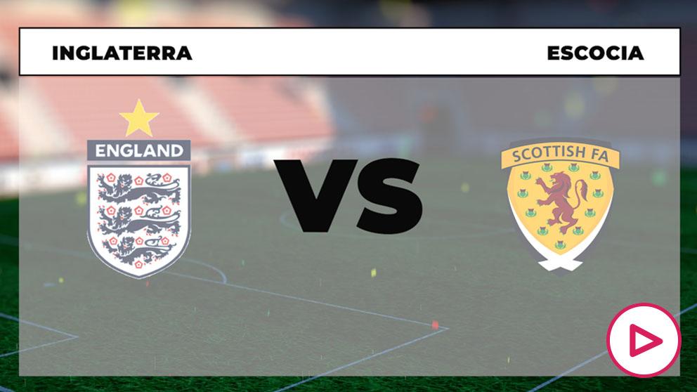 Eurocopa 2020: Inglaterra – Escocia| Horario del partido de fútbol de la Eurocopa.