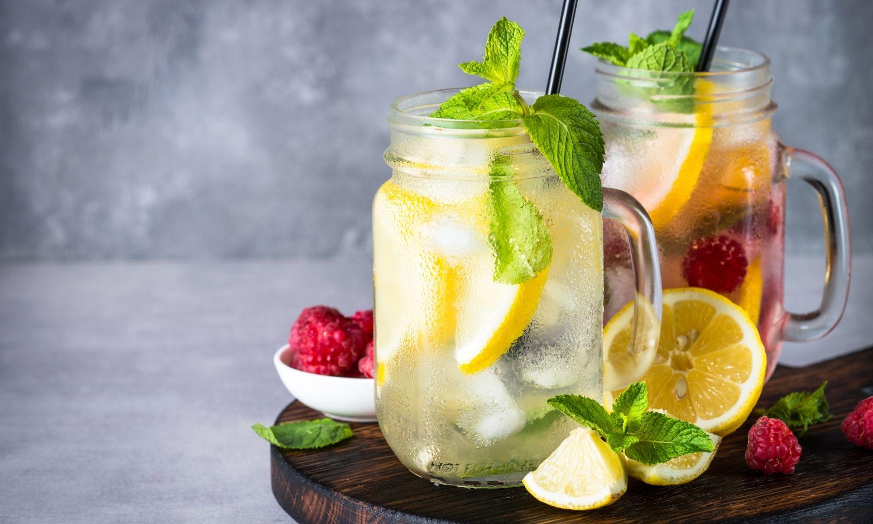 Bebidas refrescantes sin alcohol para el verano de 2021