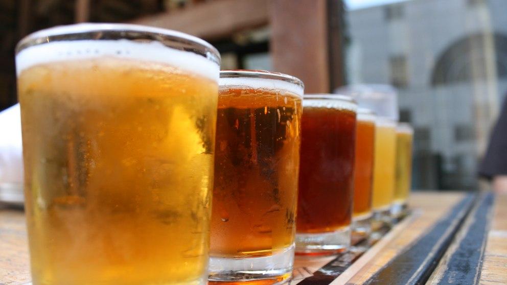 La máquina que llegará próximamente y promete cerveza ultrafría en tan solo 30 segundos