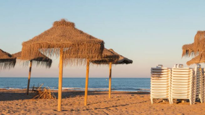 playa Madrid