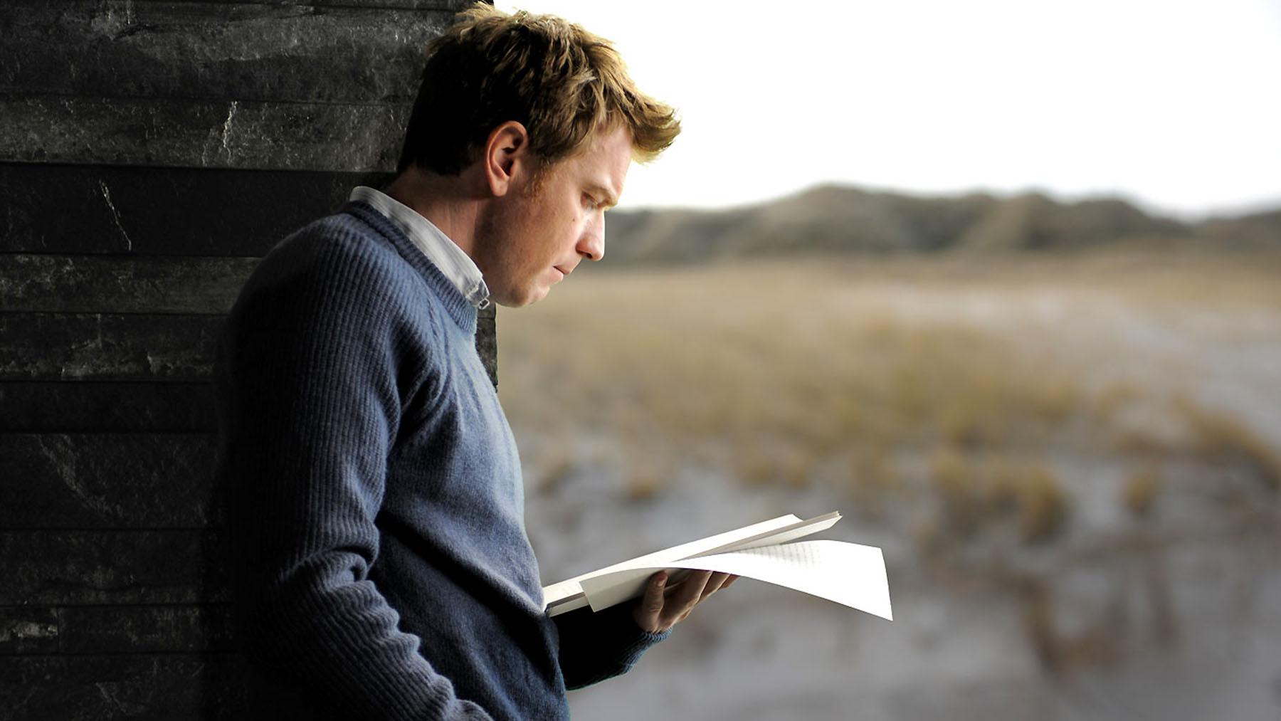 Ewan McGregor en «El escritor» (Summit Entertainment)