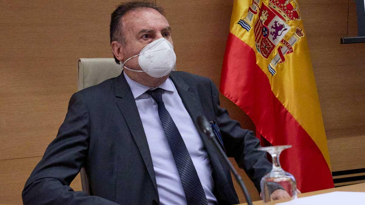 El ex jefe de la Unidad de Delincuencia Económica y Fiscal (UDEF) José Luis Olivera. Foto: EP