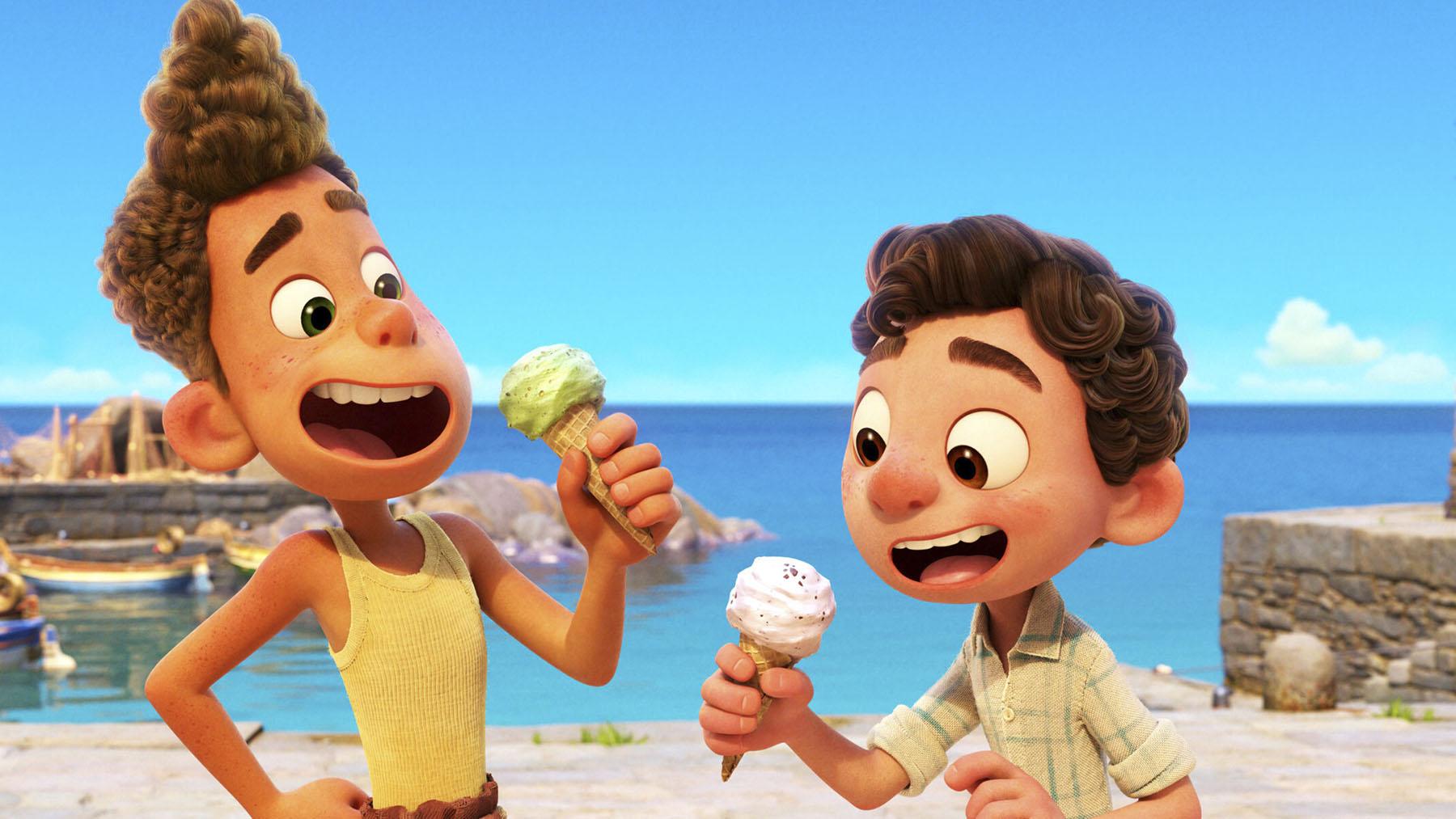 «Luca» (Pixar)