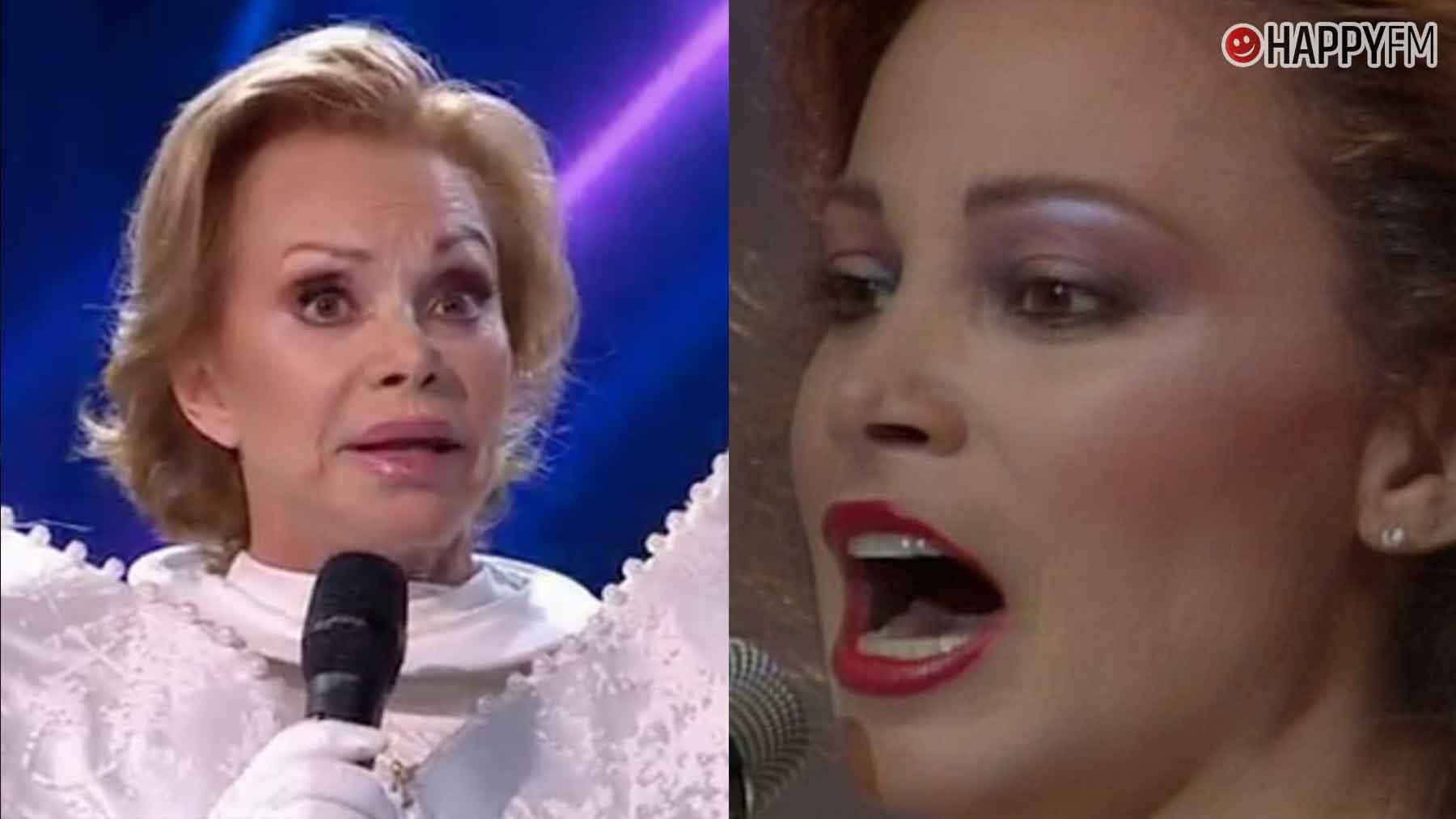Paloma San Basilio triunfó en Eurovisión antes de hacerlo en Mask Singer