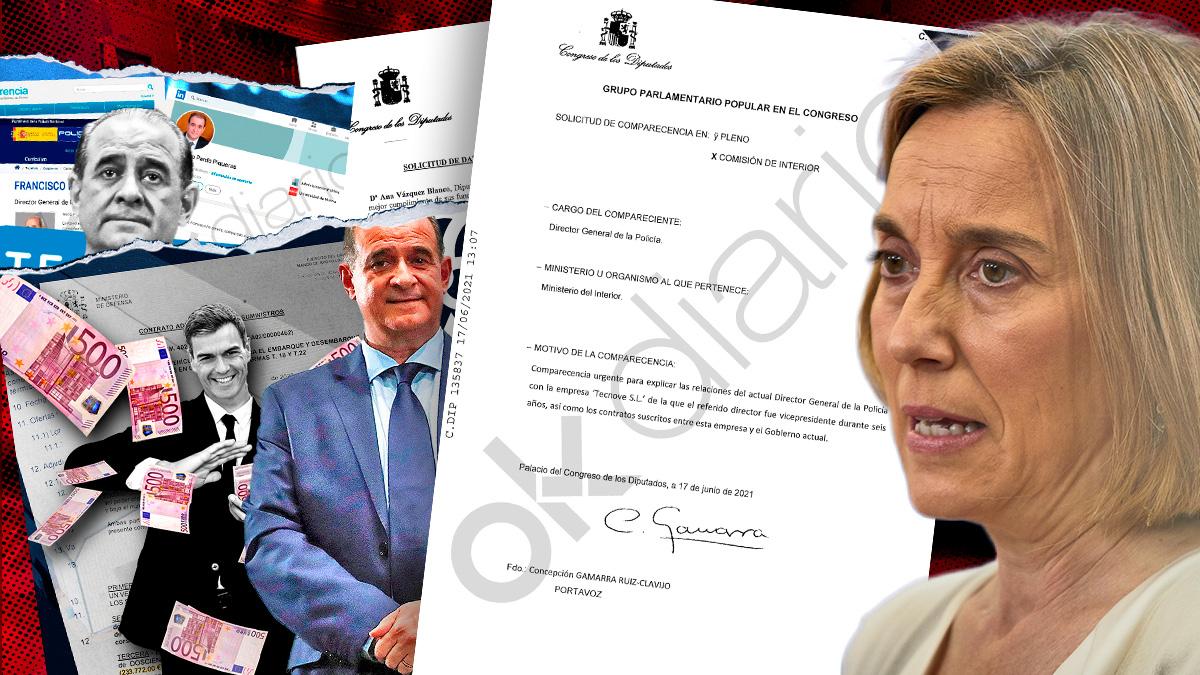 El PP pide la comparecencia de Pardo Piqueras.