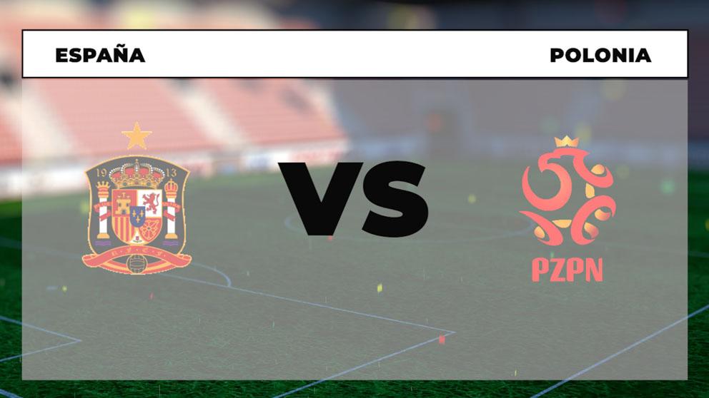 ¿Dónde ver el España – Polonia hoy de la Eurocopa en directo por TV y online?
