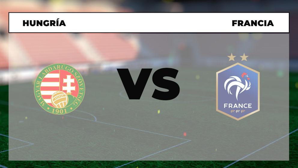¿Dónde ver el Hungría – Francia hoy de la Eurocopa en directo por TV y online?