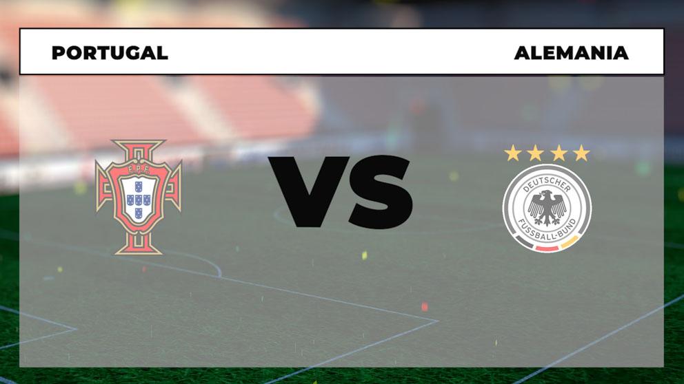 ¿Dónde ver el Portugal – Alemania hoy de la Eurocopa en directo por TV y online?