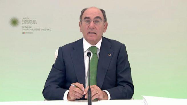Ignacio Sánchez Galán