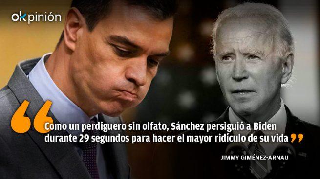 La diplomacia, según Sánchez