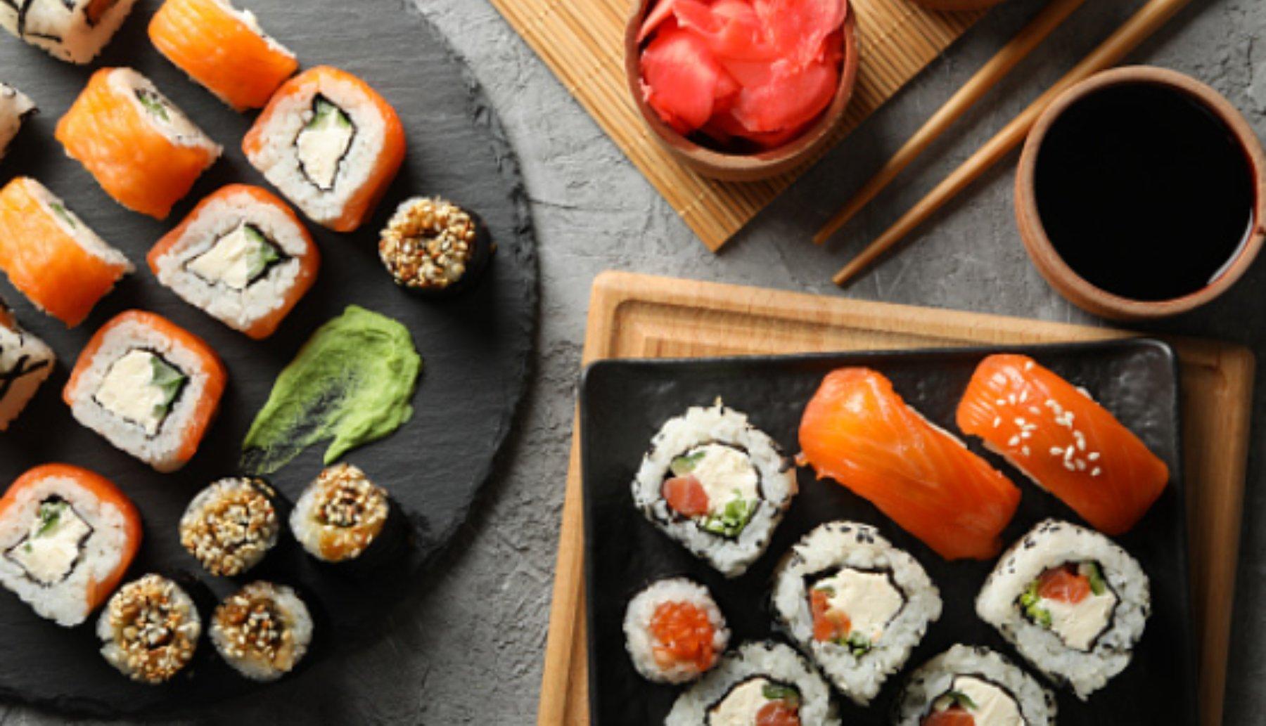 Día mundial del sushi: 5 recetas originales para celebrar este día