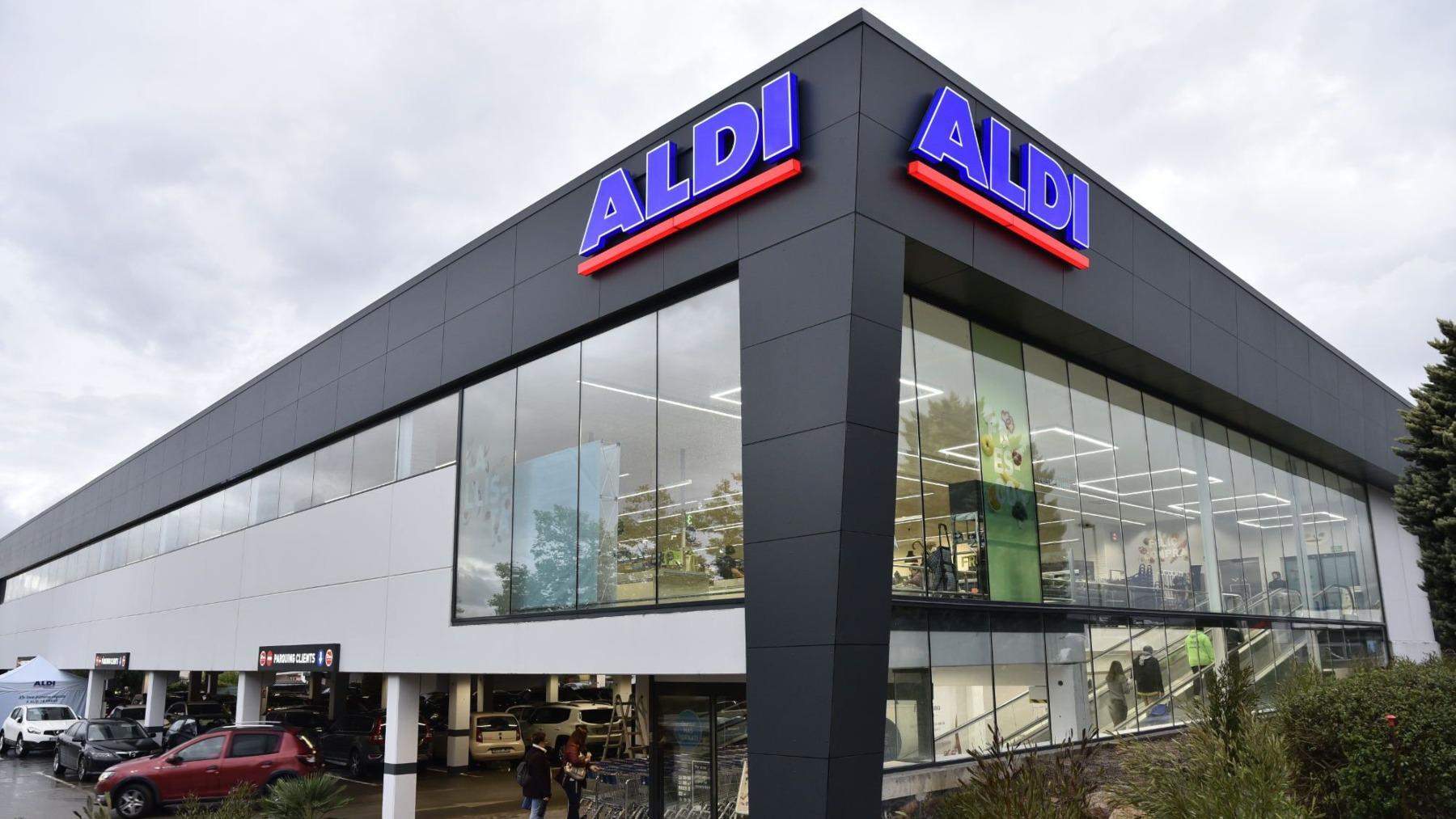 Ofertas en supermercado Aldi