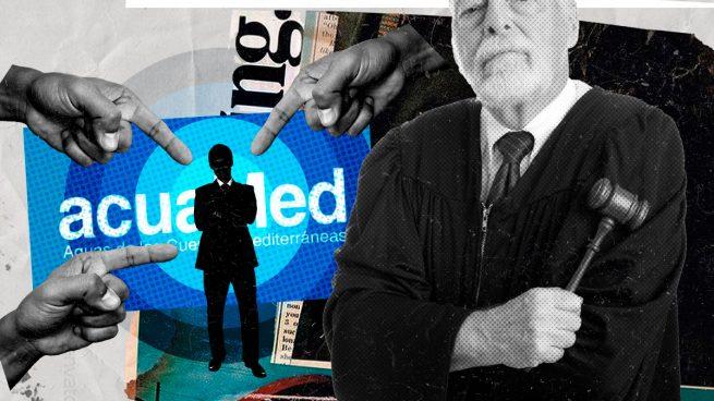 El insólito escrito al juez de una denunciante ahora imputada en Acuamed: culpa al fiscal de acosarla
