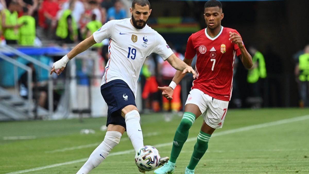 Hungría – Francia, en directo_ Eurocopa 2021, online