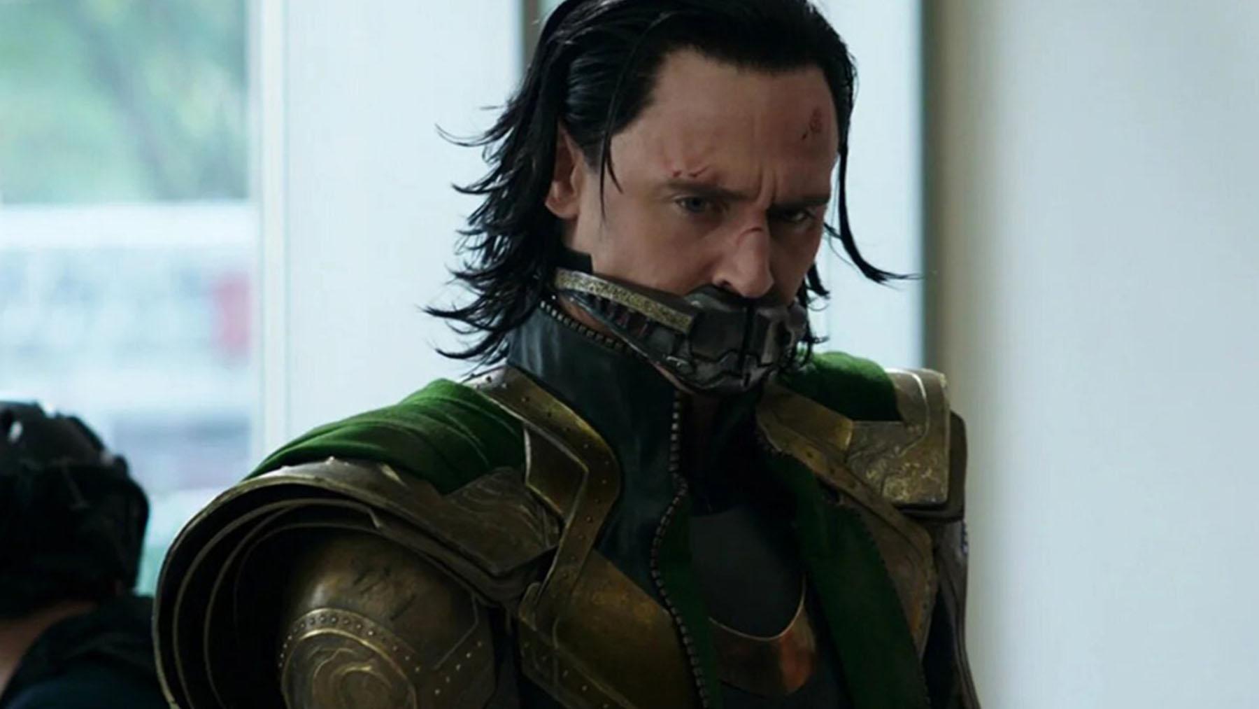 Tom Hiddleston en la serie «Loki» (Disney)